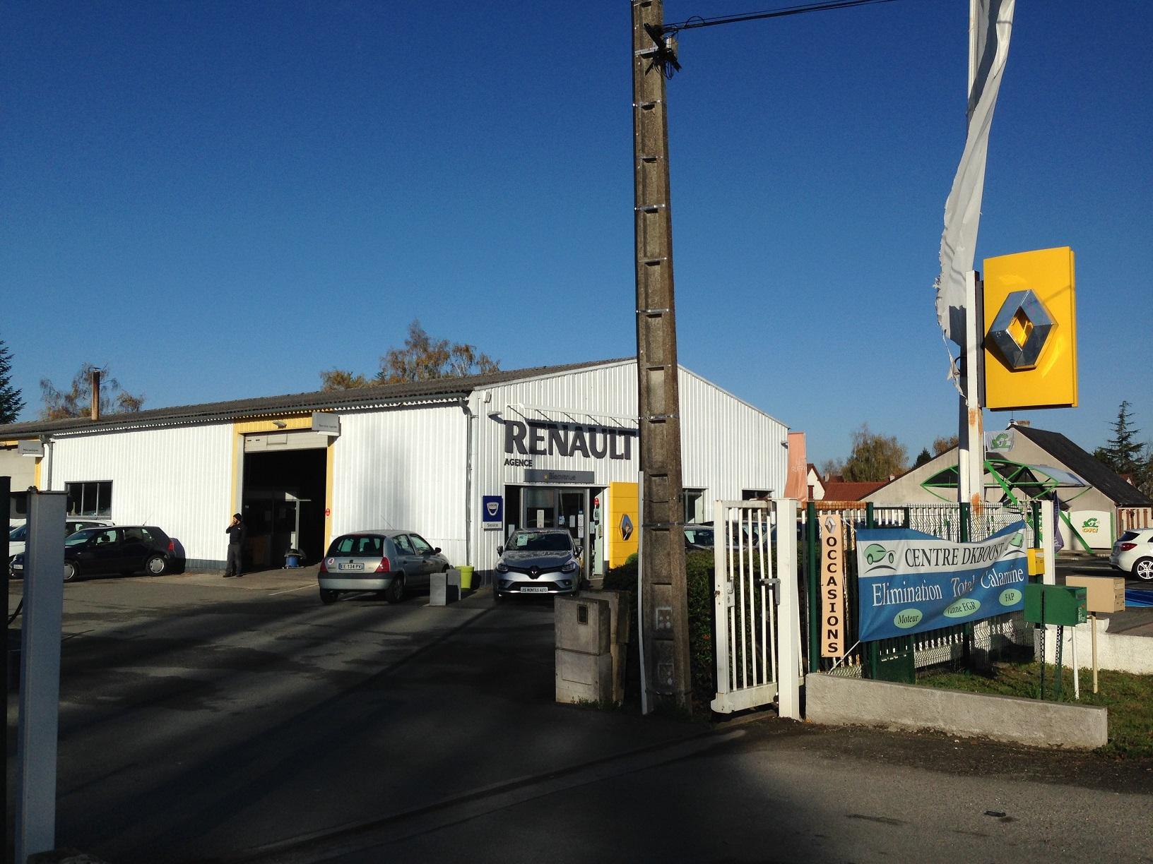 Artisans commer ants - Garage renault nimes marechal juin ...