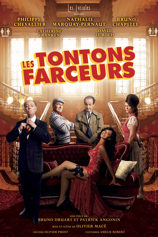 LES TONTONS FARCEURS